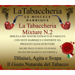 La Tabaccheria - Miscele Barrique - Mixture N.2 10ml