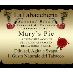 La Tabaccheria - Special Blend - Mary's Pie 10ml