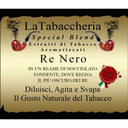 La Tabaccheria - Special Blend - Re Nero 10ml