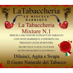 La Tabaccheria - Miscele Barrique - Mixture N.1 10ml