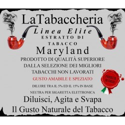 La Tabaccheria - Elite - Maryland 10ml