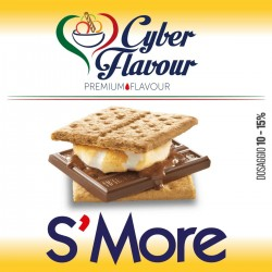 Cyber Flavour - S'more 10ml